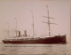 S.S. Normandie Ship that carried Andrew Lanz to America.