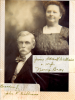James Mitchell Williams and wife Nancy Bray