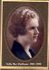 Nellie May Huffman, Second wife of John Junior Williams of Colfax, IL