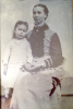 Rosalie and Mother Lucinda Pitts Rayburn